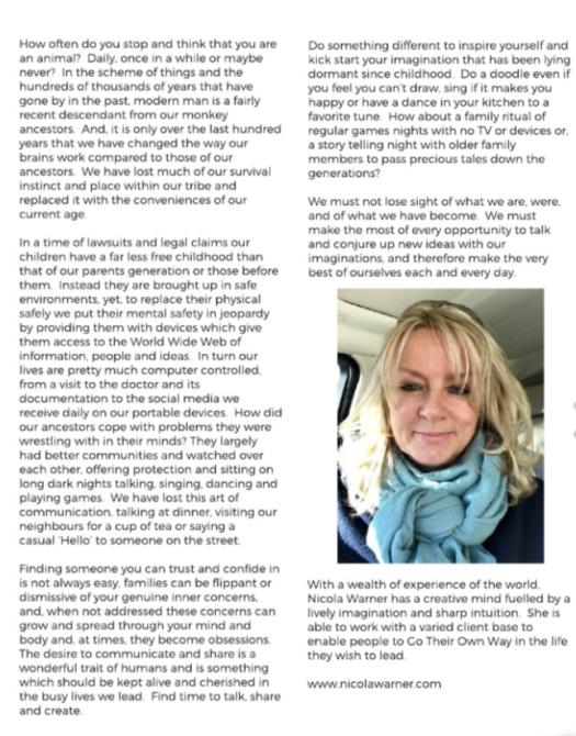 Pure Coaching Magazine - Issue 1 2018-05-16 12-01-05
